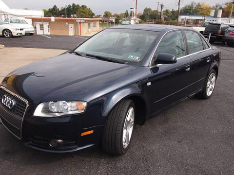 2008 Audi A4 for sale in Whitehall, PA
