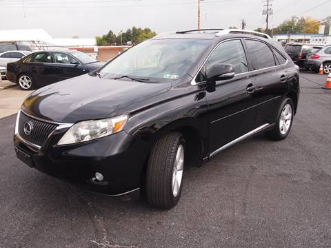 2010 Lexus RX 350 for sale in Whitehall, PA