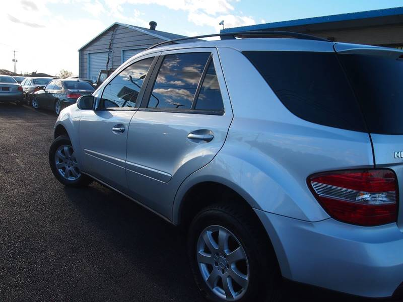 2007 Mercedes-Benz M-Class ML 350 AWD 4MATIC 4dr SUV - Whitehall PA
