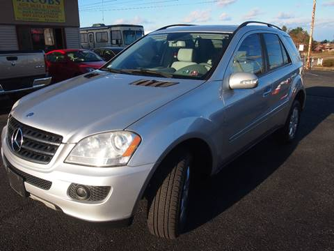 2007 Mercedes-Benz M-Class for sale in Whitehall, PA