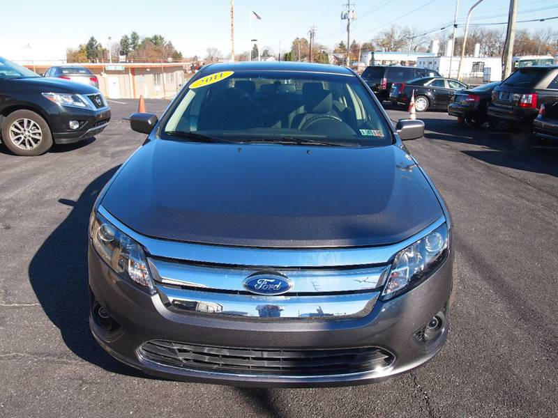 2011 Ford Fusion SE 4dr Sedan - Whitehall PA