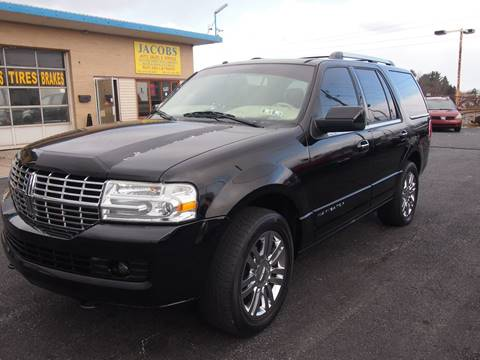 2007 Lincoln Navigator for sale in Whitehall, PA