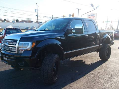 2011 Ford F-150 for sale in Whitehall, PA
