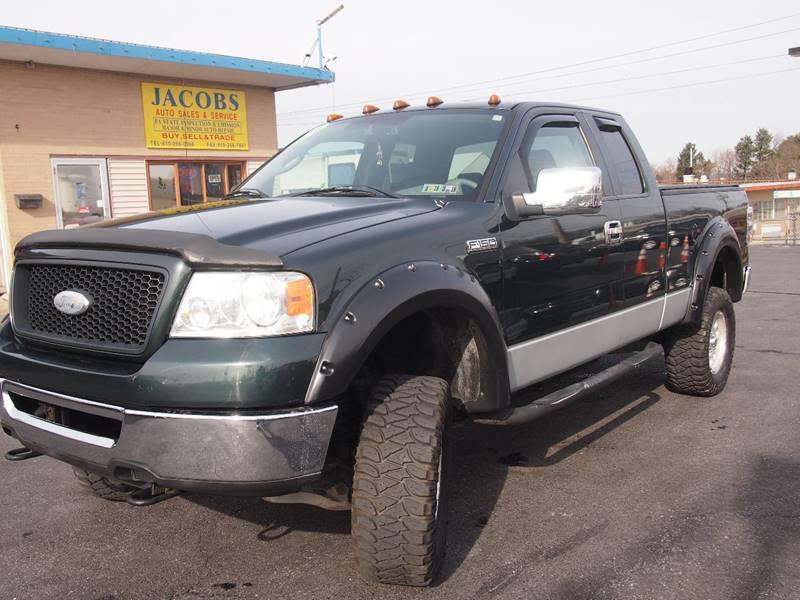 2006 Ford F-150 XLT 4dr SuperCab 4WD Styleside 6.5 ft. SB - Whitehall PA