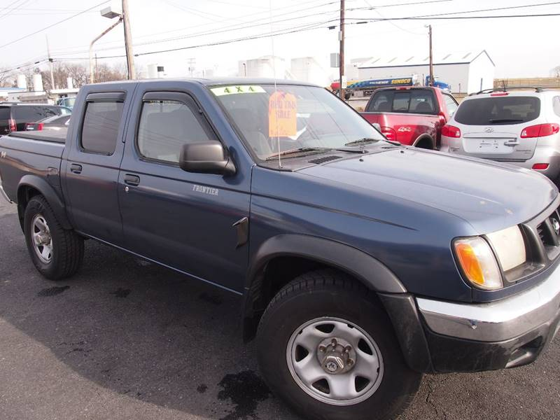 2000 Nissan Frontier 4dr SE 4WD Crew Cab SB - Whitehall PA