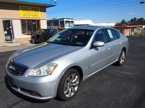 2006 Infiniti M35 for sale in Whitehall, PA