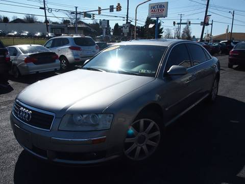 2005 Audi A8 L for sale in Whitehall, PA