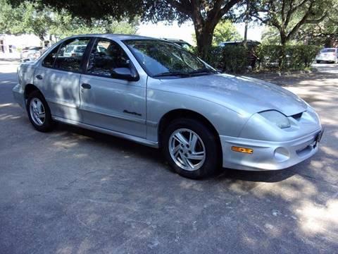 2001 Pontiac Sunfire for sale in League City, TX