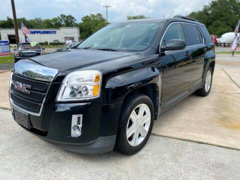 2010 GMC Terrain for sale at Testarossa Motors Inc. in League City TX