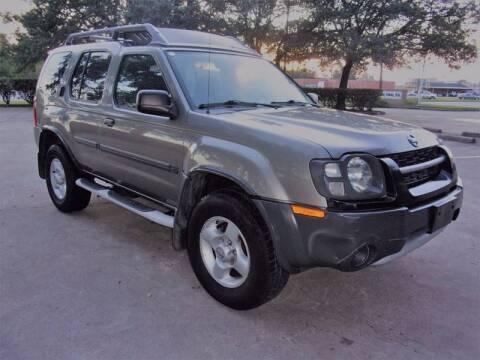 2003 Nissan Xterra for sale at Testarossa Motors Inc. in League City TX