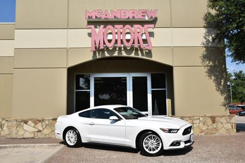 2017 Ford Mustang for sale in Arlington, TX