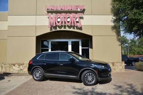 2016 Lincoln MKX for sale in Arlington, TX