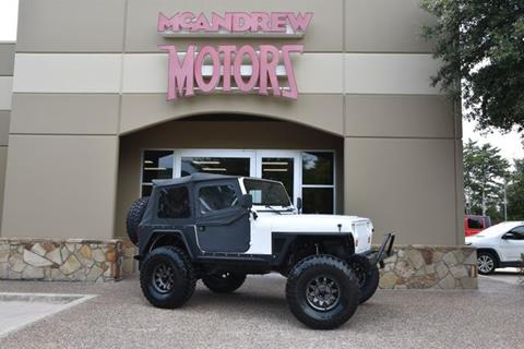 1990 Jeep Wrangler for sale in Arlington, TX