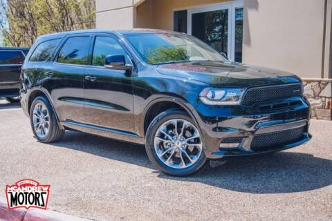 2019 Dodge Durango GT Plus for sale at Mcandrew Motors in Arlington TX