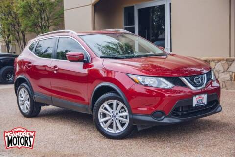 2019 Nissan Rogue Sport SV for sale at Mcandrew Motors in Arlington TX