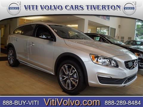 2017 Volvo V60 Cross Country for sale in Tiverton, RI