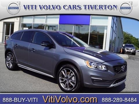 2017 Volvo V60 Cross Country for sale in Tiverton RI