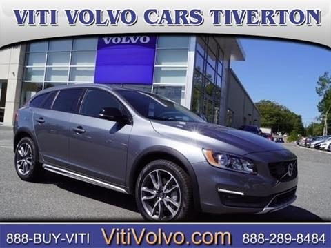 2018 Volvo V60 Cross Country for sale in Tiverton, RI