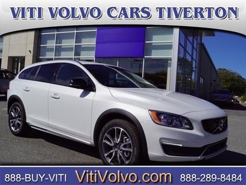 2018 Volvo V60 Cross Country for sale in Tiverton RI