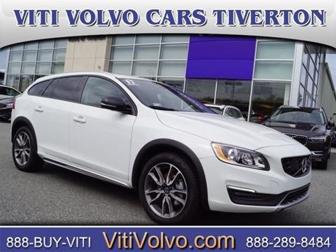 2017 Volvo V60 Cross Country for sale in Tiverton RI