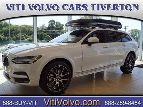 2018 Volvo V90 Cross Country for sale in Tiverton RI