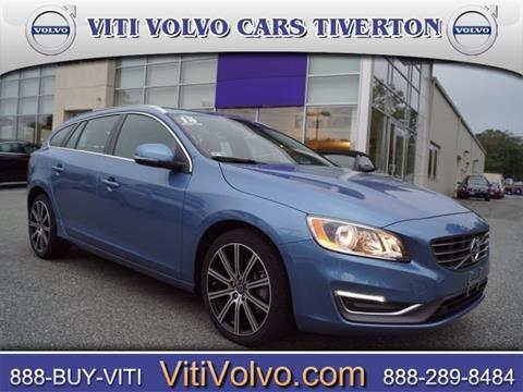 2015 Volvo V60 for sale in Tiverton, RI