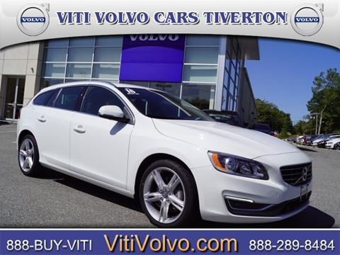 2016 Volvo V60 for sale in Tiverton, RI