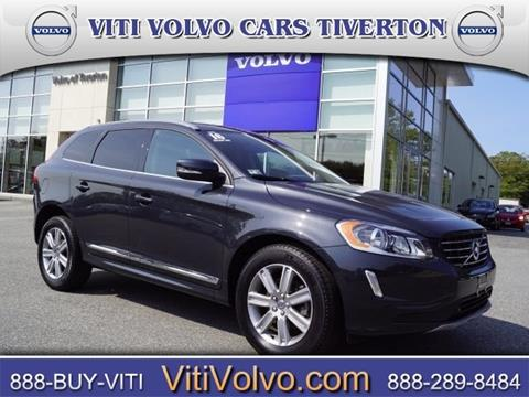 2016 Volvo XC60 for sale in Tiverton RI