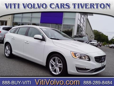 2015 Volvo V60 for sale in Tiverton RI