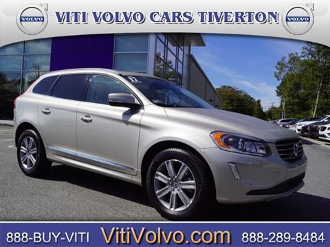 2017 Volvo XC60 for sale in Tiverton, RI
