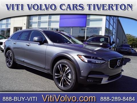 2018 Volvo V90 Cross Country for sale in Tiverton, RI