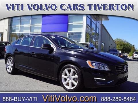 2016 Volvo S60 for sale in Tiverton RI