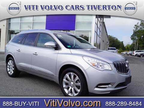 2014 Buick Enclave for sale in Tiverton, RI