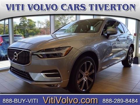 2018 Volvo XC60 for sale in Tiverton, RI