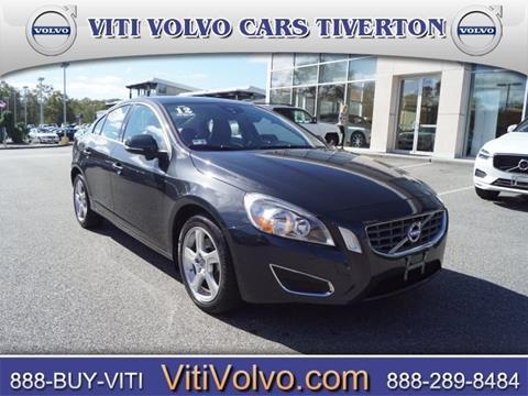 2012 Volvo S60 for sale in Tiverton RI