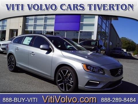 2018 Volvo V60 for sale in Tiverton RI