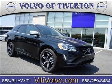 2017 Volvo XC60 for sale in Tiverton, RI