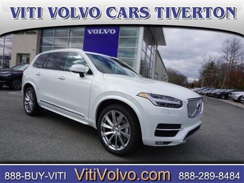 2017 Volvo XC90 for sale in Tiverton, RI