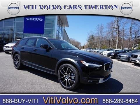 2017 Volvo V90 Cross Country for sale in Tiverton, RI