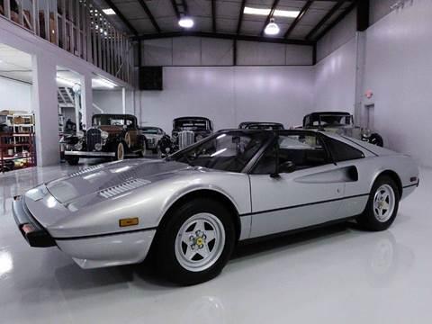 Ferrari 308 GTS For Sale in New Jersey  Carsforsalecom