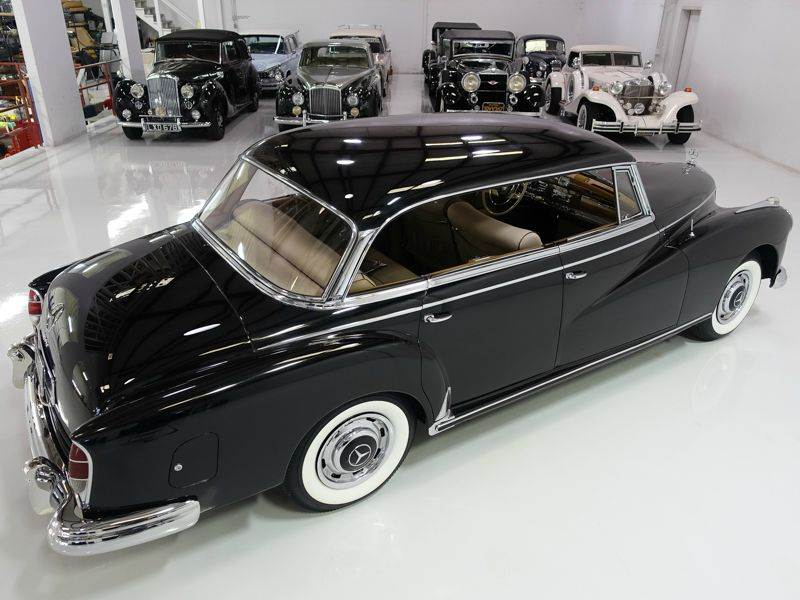 1960 mercedes benz 300 class 300d andenauer in saint louis for Mercedes benz st louis service