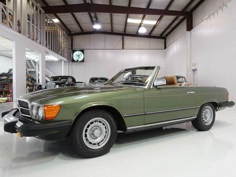 1983 Mercedes-Benz 380-Class for sale in Saint Louis, MO