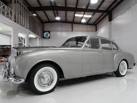 1959 Bentley S1 Continental Flying Spur for sale in Saint Louis, MO