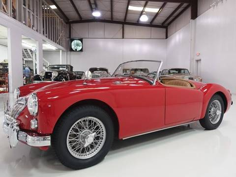 1961 MG MGA for sale in Saint Louis, MO