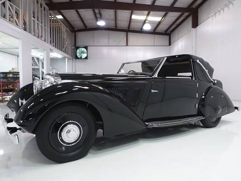 1936 Bentley 3 1/2 Litre for sale in Saint Louis, MO