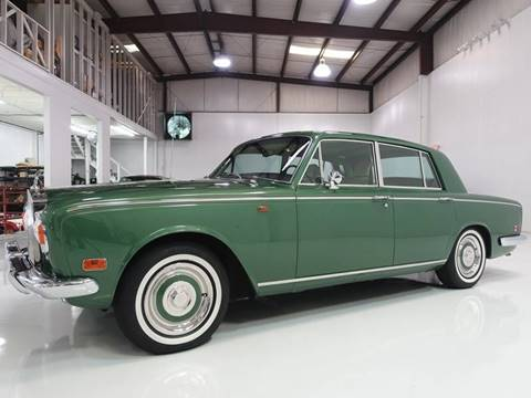 1972 Rolls-Royce Silver Shadow for sale in Saint Louis, MO