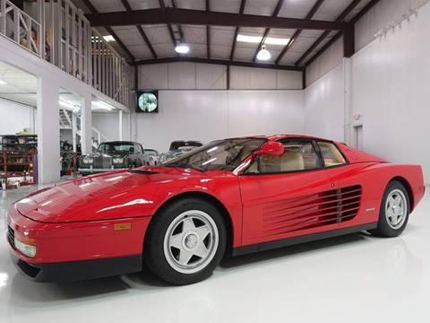 1986 Ferrari Testarossa for sale in Saint Louis, MO