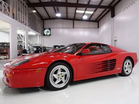 1995 Ferrari Testarossa for sale in Saint Louis, MO