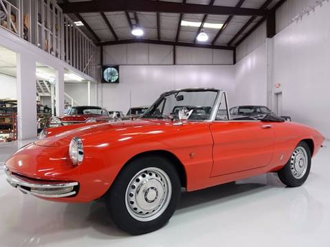 1966 Alfa Romeo Spider for sale in Saint Louis, MO