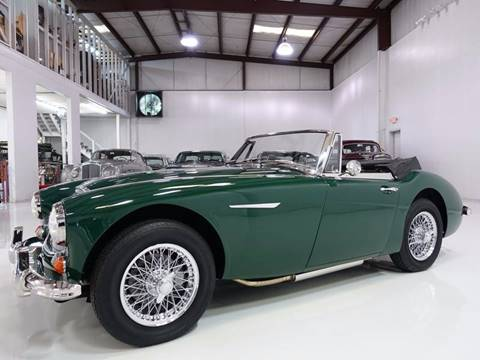 1967 Austin-Healey 3000 BJ8 Mark III